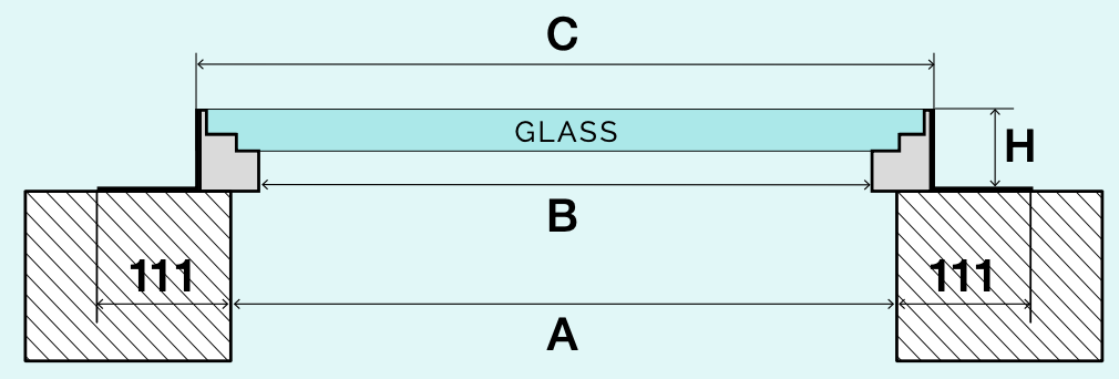 Schema Glassfloor Circle
