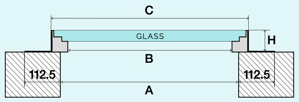 Schema Glassfloor Pure